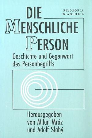 publikace Die menschliche Person