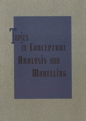 publikace Topics in Conceptual Analysis and Modelling
