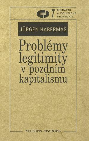 publikace Problémy legitimity v pozdním kapitalismu