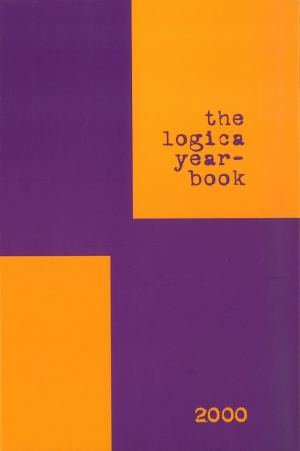 publikace The Logica Yearbook 2000