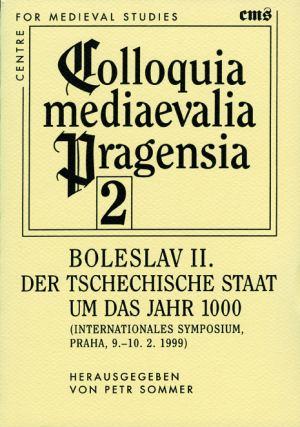 publikace Boleslav II. Der tschechische Staat um das Jahr 1000