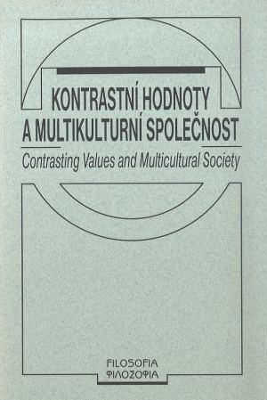 publikace Kontrastní hodnoty a multikulturní společnost