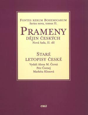 publikace Staré letopisy české (texty nejstarší vrstvy)