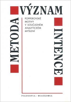 publikace Metoda - význam - intence
