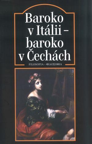 publikace Baroko v Itálii- baroko v Čechách