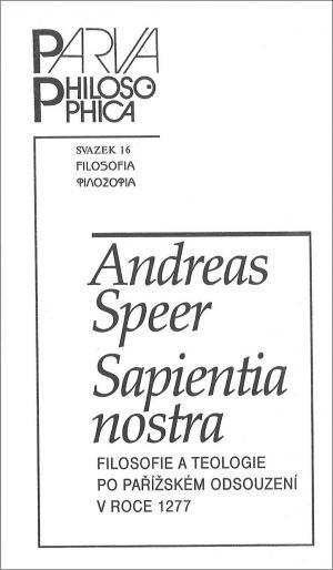 publikace Sapientia nostra