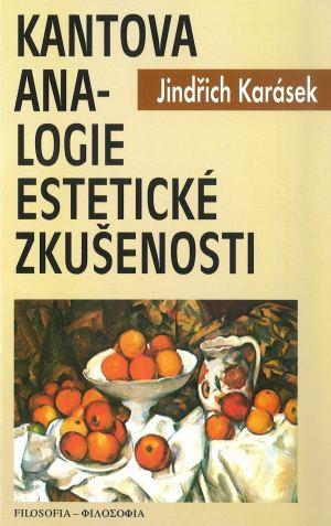 publikace Kantova analogie estetické zkušenosti