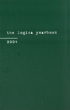 publikace The Logica Yearbook 2004