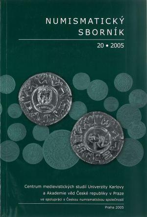 publikace Numismatický sborník 20