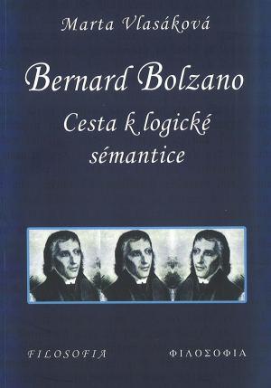 publikace Bernard Bolzano: cesta k logické sémantice