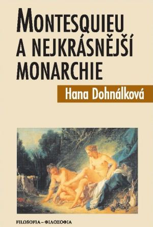 publikace Montesquieu a nejkrásnější monarchie