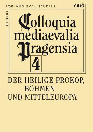 publikace Der heilige Prokop, Böhmen und Mitteleuropa