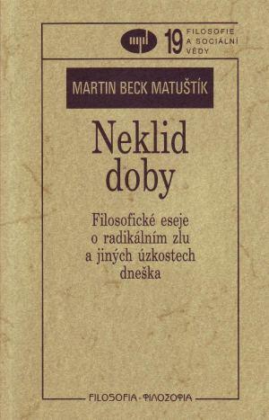 publikace Neklid doby