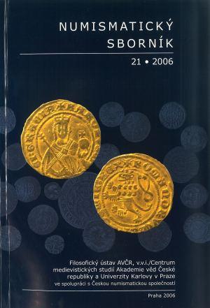 publikace Numismatický sborník 21