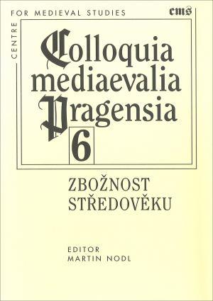 publikace Zbožnost středověku