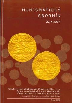 publikace Numismatický sborník 22