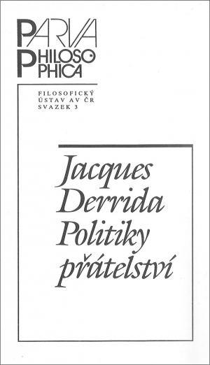 publikace Politiky přátelství