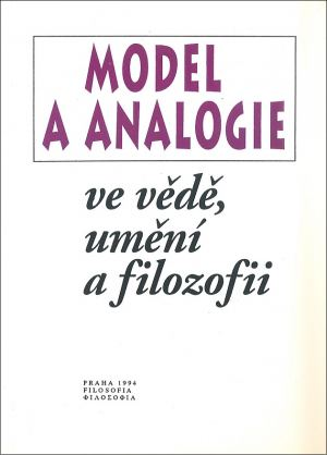 publikace Model a analogie ve vědě, umění a filosofii