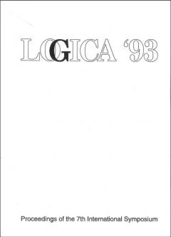 publikace Logica '93