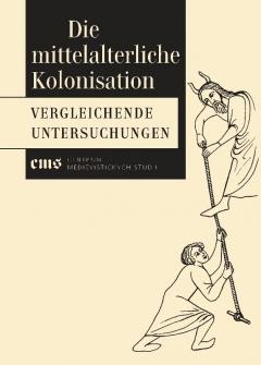 publikace Die mittelalterliche Kolonisation