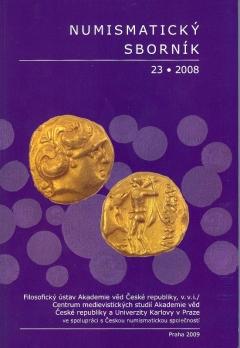publikace Numismatický sborník 23