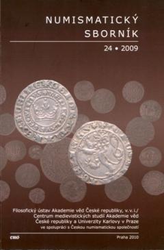 publikace Numismatický sborník 24
