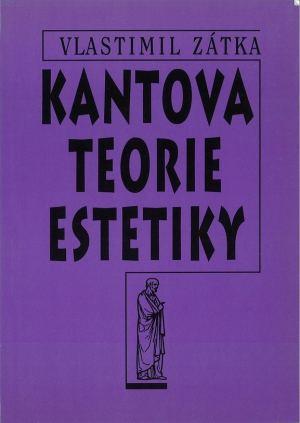 publikace Kantova teorie estetiky