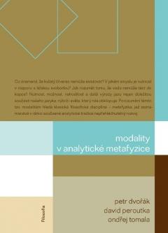publikace Modality v analytické metafyzice