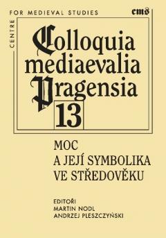 publikace Moc a její symbolika ve středověku