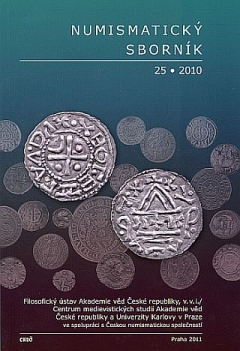 publikace Numismatický sborník 25