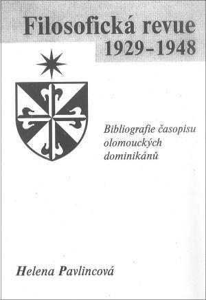 publikace Filosofická revue (1929-1948)