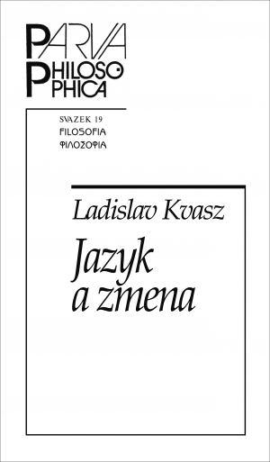 publikace Jazyk a zmena