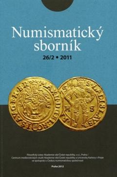 publikace Numismatický sborník 26 (č. 2)