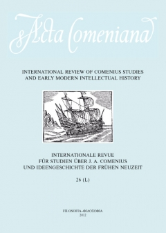 publikace Acta Comeniana 26