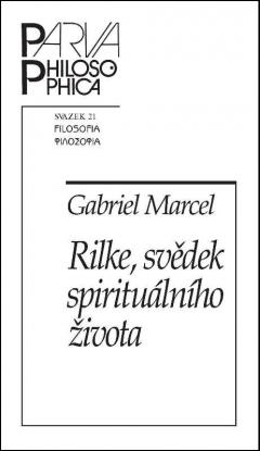 publikace Rilke, svědek spirituálního života