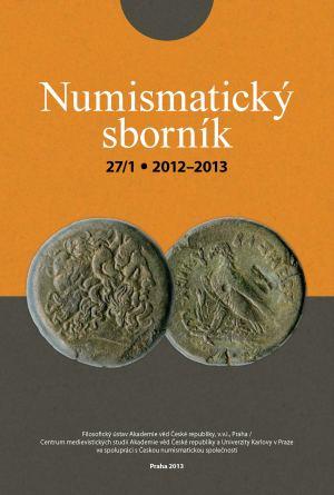 publikace Numismatický sborník 27 (č. 1)