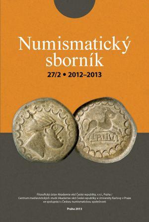 publikace Numismatický sborník 27 (č. 2)