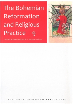 publikace The Bohemian Reformation and Religious Practice 9