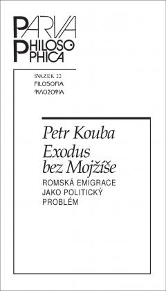 publikace Exodus bez Mojžíše