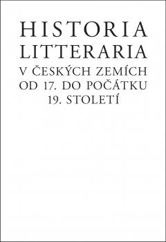 publikace Historia litteraria v českých zemích od 17. do počátku 19. století