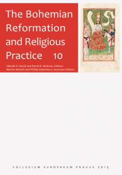 publikace The Bohemian Reformation and Religious Practice 10