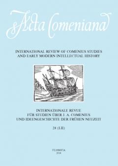 publikace Acta Comeniana 28