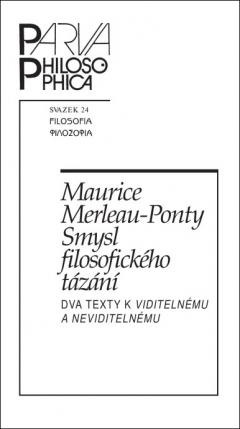 publikace Smysl filosofického tázání