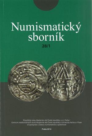 publikace Numismatický sborník 28 (č. 1)