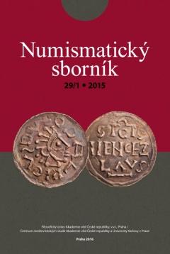 publikace Numismatický sborník 29 (č. 1)