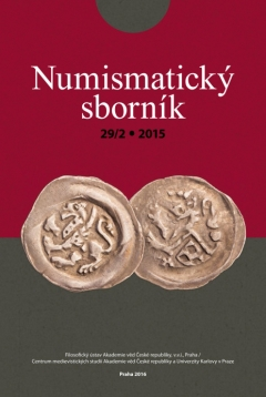 publikace Numismatický sborník 29 (č. 2)