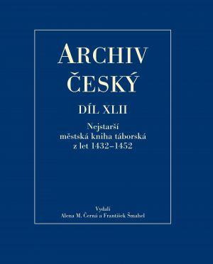 publikace Nejstarší městská kniha táborská z let 1432–1452