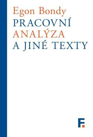 publikace Pracovní analýza a jiné texty
