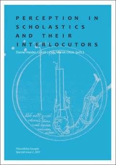 publikace Perception in Scholastics and Their Interlocutors