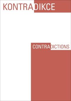 publikace Kontradikce / Contradictions 1-2/2017 (1. ročník)